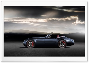 Wiesmann Roadster MF4 Car HD Wide Wallpaper for Widescreen