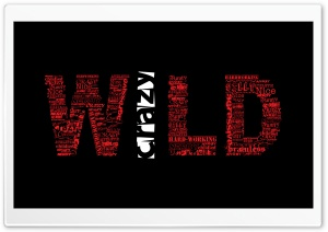 Wild and Crazy HD Wide Wallpaper for Widescreen