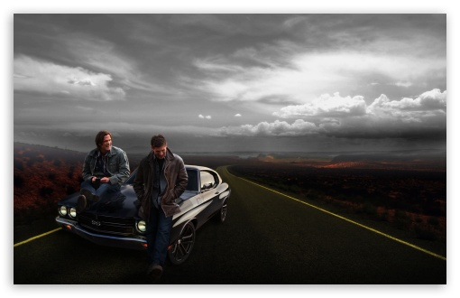 Winchester brothers supernatural Ultra