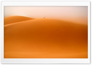 Wind, Desert HD Wide Wallpaper for Widescreen