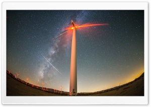 Wind Energy HD Wide Wallpaper for Widescreen