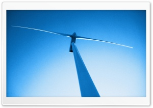 Wind Turbine HD Wide Wallpaper for Widescreen
