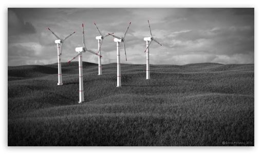 Wind Turbine ❤ 4K UHD Wallpaper for 4K UHD 16:9 Ultra High Definition 2160p 1440p 1080p 900p 720p ; Mobile 16:9 - 2160p 1440p 1080p 900p 720p ;