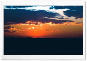Windhoek Sunset Ultra HD Wallpaper for 4K UHD Widescreen desktop, tablet & smartphone