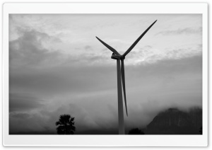Windmill Nagercoil Ultra HD Wallpaper for 4K UHD Widescreen desktop, tablet & smartphone