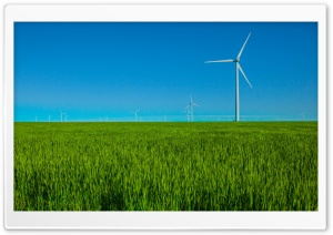 Windmills Energy HD Wide Wallpaper for Widescreen
