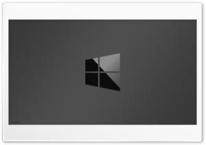 Windows 10 Black Metallic 4K Ultra HD Wallpaper for 4K UHD Widescreen desktop, tablet & smartphone