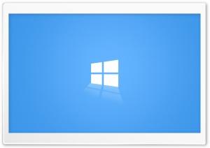Windows 10 Blue HD Wide Wallpaper for 4K UHD Widescreen desktop & smartphone