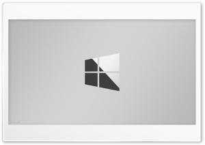 Windows 10 Logo Grey Metallic 4K Ultra HD Wallpaper for 4K UHD Widescreen desktop, tablet & smartphone