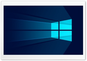 Windows 10 Material HD Wide Wallpaper for Widescreen