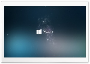 Windows 10 HD Wide Wallpaper for Widescreen