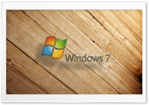 Windows 7's One-Year Anniversary HD Wide Wallpaper for Widescreen