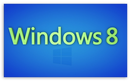 Windows 8 - Green and Blue HD wallpaper for Wide 5:3 Widescreen WGA ; HD 16:9 High Definition WQHD QWXGA 1080p 900p 720p QHD nHD ; Mobile 5:3 16:9 - WGA WQHD QWXGA 1080p 900p 720p QHD nHD ;