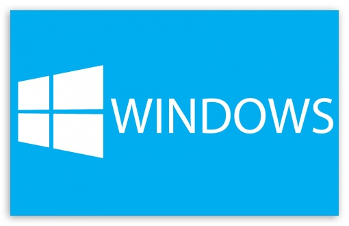 Windows 8 Blue Ultra Hd Desktop Background Wallpaper For 4k