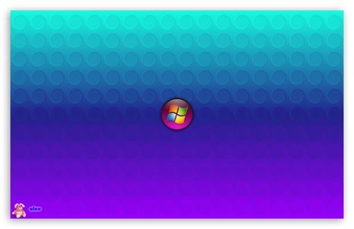 Windows 8 Official Wallpaper Purple Windows 8 Cyan-Purple ...