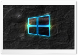 WINDOWS NEON Ultra HD Wallpaper for 4K UHD Widescreen desktop, tablet & smartphone