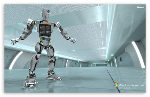 Windows Server 2008 Unleashed IT 24-7 Robot ❤ 4K UHD Wallpaper for Wide 16:10 5:3 Widescreen WHXGA WQXGA WUXGA WXGA WGA ; Standard 4:3 5:4 3:2 Fullscreen UXGA XGA SVGA QSXGA SXGA DVGA HVGA HQVGA ( Apple PowerBook G4 iPhone 4 3G 3GS iPod Touch ) ; iPad 1/2/Mini ; Mobile 4:3 5:3 3:2 5:4 - UXGA XGA SVGA WGA DVGA HVGA HQVGA ( Apple PowerBook G4 iPhone 4 3G 3GS iPod Touch ) QSXGA SXGA ;