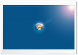 Windows Seven Shine HD Wide Wallpaper for Widescreen