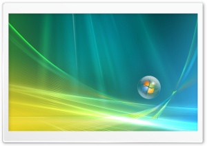 Windows Vista Aero 42 HD Wide Wallpaper for Widescreen