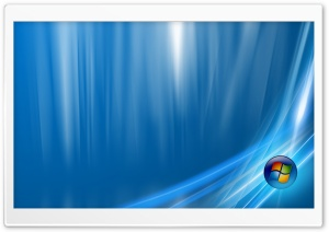 Windows Vista Aero 50 HD Wide Wallpaper for Widescreen