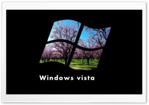 Windows Vista Logo HD Wide Wallpaper for Widescreen