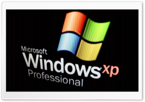 Windows XP Professional HD Wide Wallpaper for Widescreen