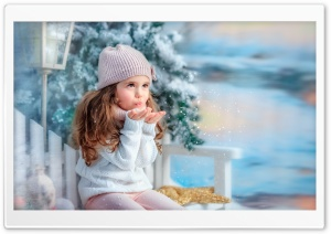 Winter Holidays HD Wide Wallpaper for Widescreen