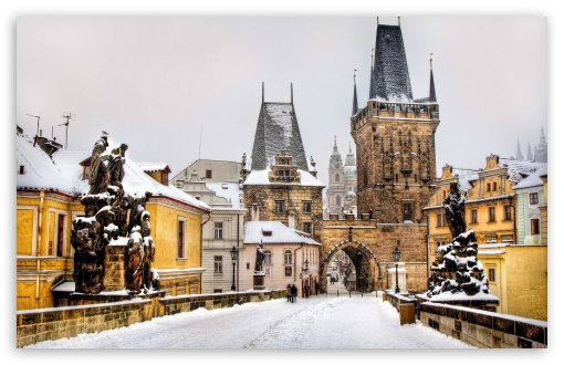 Winter In Prague HD wallpaper for Wide 16:10 5:3 Widescreen WHXGA WQXGA WUXGA WXGA WGA ; HD 16:9 High Definition WQHD QWXGA 1080p 900p 720p QHD nHD ; Standard 4:3 5:4 3:2 Fullscreen UXGA XGA SVGA QSXGA SXGA DVGA HVGA HQVGA devices ( Apple PowerBook G4 iPhone 4 3G 3GS iPod Touch ) ; Tablet 1:1 ; iPad 1/2/Mini ; Mobile 4:3 5:3 3:2 16:9 5:4 - UXGA XGA SVGA WGA DVGA HVGA HQVGA devices ( Apple PowerBook G4 iPhone 4 3G 3GS iPod Touch ) WQHD QWXGA 1080p 900p 720p QHD nHD QSXGA SXGA ; Dual 16:10 5:3 16:9 4:3 5:4 WHXGA WQXGA WUXGA WXGA WGA WQHD QWXGA 1080p 900p 720p QHD nHD UXGA XGA SVGA QSXGA SXGA ;