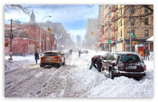 Winter In The City HD wallpaper for Standard 4:3 5:4 Fullscreen UXGA XGA SVGA QSXGA SXGA ; Wide 16:10 5:3 Widescreen WHXGA WQXGA WUXGA WXGA WGA ; HD 16:9 High Definition WQHD QWXGA 1080p 900p 720p QHD nHD ; Other 3:2 DVGA HVGA HQVGA devices ( Apple PowerBook G4 iPhone 4 3G 3GS iPod Touch ) ; Mobile VGA WVGA iPhone iPad PSP Phone - VGA QVGA Smartphone ( PocketPC GPS iPod Zune BlackBerry HTC Samsung LG Nokia Eten Asus ) WVGA WQVGA Smartphone ( HTC Samsung Sony Ericsson LG Vertu MIO ) HVGA Smartphone ( Apple iPhone iPod BlackBerry HTC Samsung Nokia ) Sony PSP Zune HD Zen ; Dual 4:3 5:4 16:10 5:3 16:9 UXGA XGA SVGA QSXGA SXGA WHXGA WQXGA WUXGA WXGA WGA WQHD QWXGA 1080p 900p 720p QHD nHD ;