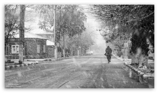Winter in the Village ❤ 4K UHD Wallpaper for 4K UHD 16:9 Ultra High Definition 2160p 1440p 1080p 900p 720p ; UHD 16:9 2160p 1440p 1080p 900p 720p ; Mobile 16:9 - 2160p 1440p 1080p 900p 720p ;