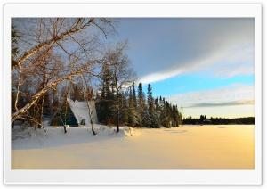 Winter, Landscape Ultra HD Wallpaper for 4K UHD Widescreen desktop, tablet & smartphone