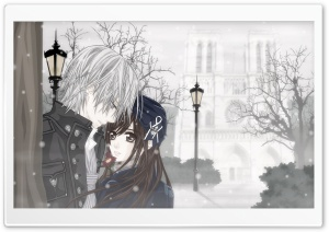 Winter Love HD Wide Wallpaper for Widescreen