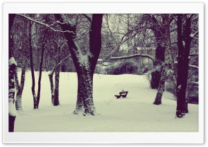 Winter Mood HD Wide Wallpaper for Widescreen