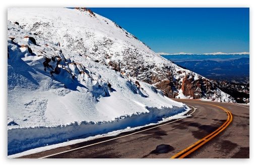 Winter Mountain Road HD wallpaper for Wide 16:10 5:3 Widescreen WHXGA WQXGA WUXGA WXGA WGA ; HD 16:9 High Definition WQHD QWXGA 1080p 900p 720p QHD nHD ; Standard 4:3 5:4 3:2 Fullscreen UXGA XGA SVGA QSXGA SXGA DVGA HVGA HQVGA devices ( Apple PowerBook G4 iPhone 4 3G 3GS iPod Touch ) ; Tablet 1:1 ; iPad 1/2/Mini ; Mobile 4:3 5:3 3:2 16:9 5:4 - UXGA XGA SVGA WGA DVGA HVGA HQVGA devices ( Apple PowerBook G4 iPhone 4 3G 3GS iPod Touch ) WQHD QWXGA 1080p 900p 720p QHD nHD QSXGA SXGA ;