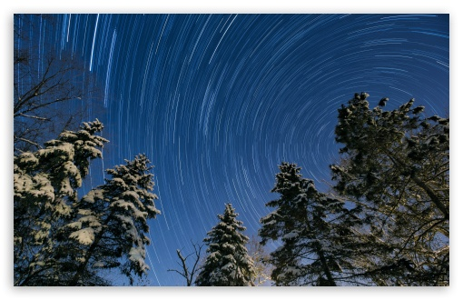 Winter, Night, Star Trail, Snowy Trees UltraHD Wallpaper for Wide 16:10 5:3 Widescreen WHXGA WQXGA WUXGA WXGA WGA ; UltraWide 21:9 24:10 ; 8K UHD TV 16:9 Ultra High Definition 2160p 1440p 1080p 900p 720p ; UHD 16:9 2160p 1440p 1080p 900p 720p ; Standard 4:3 5:4 3:2 Fullscreen UXGA XGA SVGA QSXGA SXGA DVGA HVGA HQVGA ( Apple PowerBook G4 iPhone 4 3G 3GS iPod Touch ) ; Smartphone 16:9 3:2 5:3 2160p 1440p 1080p 900p 720p DVGA HVGA HQVGA ( Apple PowerBook G4 iPhone 4 3G 3GS iPod Touch ) WGA ; Tablet 1:1 ; iPad 1/2/Mini ; Mobile 4:3 5:3 3:2 16:9 5:4 - UXGA XGA SVGA WGA DVGA HVGA HQVGA ( Apple PowerBook G4 iPhone 4 3G 3GS iPod Touch ) 2160p 1440p 1080p 900p 720p QSXGA SXGA ;