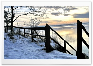 Winter Scenes 6 HD Wide Wallpaper for Widescreen