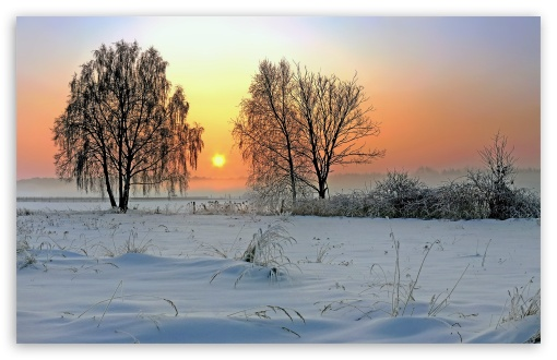 Winter Sunrise HD wallpaper for Wide 16:10 5:3 Widescreen WHXGA WQXGA WUXGA WXGA WGA ; HD 16:9 High Definition WQHD QWXGA 1080p 900p 720p QHD nHD ; Standard 4:3 5:4 3:2 Fullscreen UXGA XGA SVGA QSXGA SXGA DVGA HVGA HQVGA devices ( Apple PowerBook G4 iPhone 4 3G 3GS iPod Touch ) ; Tablet 1:1 ; iPad 1/2/Mini ; Mobile 4:3 5:3 3:2 16:9 5:4 - UXGA XGA SVGA WGA DVGA HVGA HQVGA devices ( Apple PowerBook G4 iPhone 4 3G 3GS iPod Touch ) WQHD QWXGA 1080p 900p 720p QHD nHD QSXGA SXGA ;