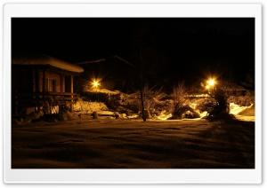 Winter Wonderland HD Wide Wallpaper for Widescreen