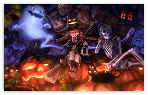 Witch Girl HD wallpaper for Wide 16:10 5:3 Widescreen WHXGA WQXGA WUXGA WXGA WGA ; HD 16:9 High Definition WQHD QWXGA 1080p 900p 720p QHD nHD ; Standard 4:3 5:4 3:2 Fullscreen UXGA XGA SVGA QSXGA SXGA DVGA HVGA HQVGA devices ( Apple PowerBook G4 iPhone 4 3G 3GS iPod Touch ) ; iPad 1/2/Mini ; Mobile 4:3 5:3 3:2 5:4 - UXGA XGA SVGA WGA DVGA HVGA HQVGA devices ( Apple PowerBook G4 iPhone 4 3G 3GS iPod Touch ) QSXGA SXGA ;