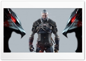 Witcher 3 HD Wide Wallpaper for 4K UHD Widescreen desktop & smartphone