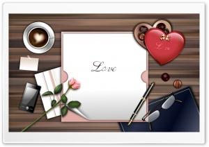 With Love Ultra HD Wallpaper for 4K UHD Widescreen desktop, tablet & smartphone