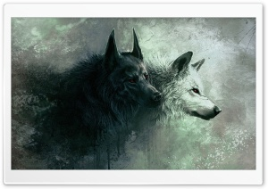 Wolf Ultra HD Wallpaper for 4K UHD Widescreen desktop, tablet & smartphone