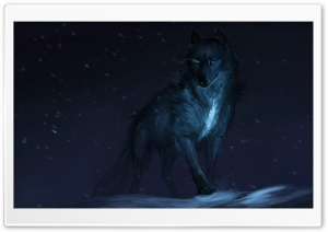 Wolf Art Ultra HD Wallpaper for 4K UHD Widescreen desktop, tablet & smartphone