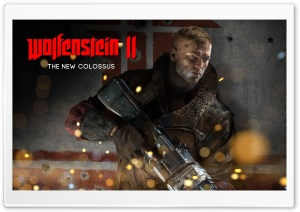 Wolfenstein II 2 The New...