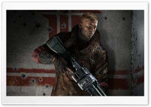 Wolfenstein The New Order HD Wide Wallpaper for Widescreen
