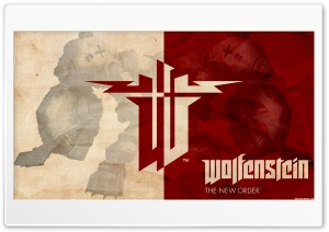 Wolfenstein The New Order HD Wide Wallpaper for 4K UHD Widescreen desktop & smartphone