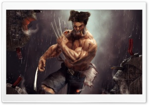 Wolverine Artwork HD Wide Wallpaper for 4K UHD Widescreen desktop & smartphone