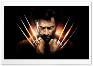 Wolverine Claws HD Wide Wallpaper for Widescreen