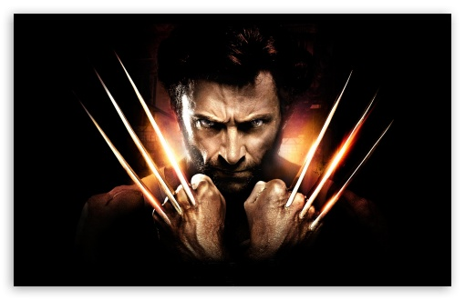 Wolverine Claws 4K HD Desktop Wallpaper For 4K Ultra HD TV