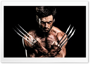 Wolverine Show-off HD Wide Wallpaper for Widescreen